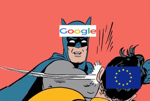GoogleVsEU